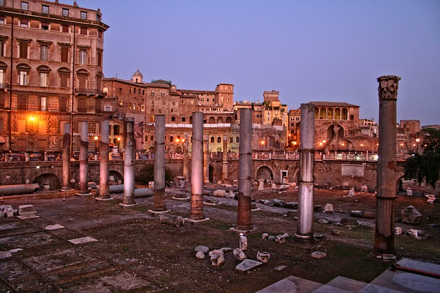 Ancient architecture – Top 3 locations